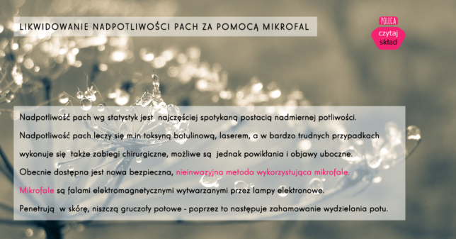 nadpotliwość mikrofale