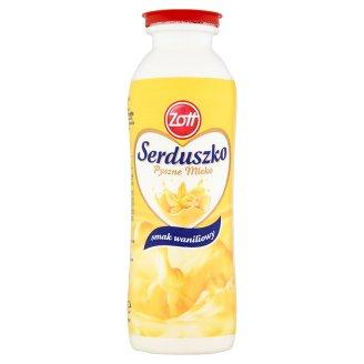 Zott Serduszko Pyszne Mleko smak waniliowy