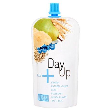 DayUp - Blue Puree jabłkowe z jogurt naturalny,gruszką,czarną jagodą