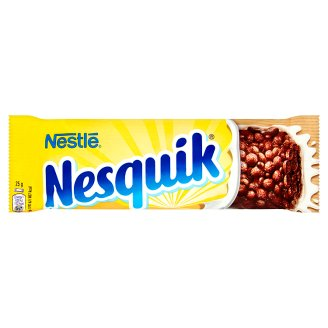Nestlé Nesquik Batonik zbożowy