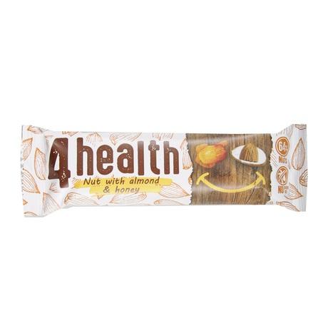 4 health - Baton musli z orzechami i miodem