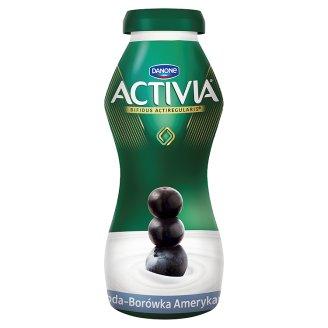 Danone Activia Jagoda borówka amerykańska Jogurt
