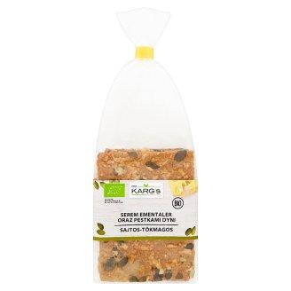 Dr. Karg's Ekologiczne pieczywo chrupkie z serem ementaler oraz pestkami dyni