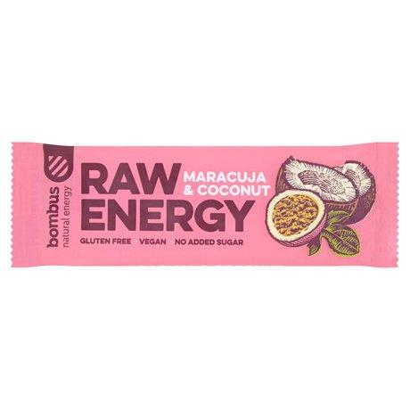 Bombus - Raw Energy baton owocowy