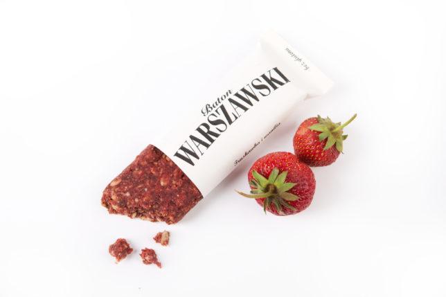 Truskawka i wanilia (wegański)