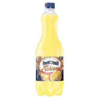 Żywiec Zdrój Gaz z sokiem z pomarańczy Napój gazowany