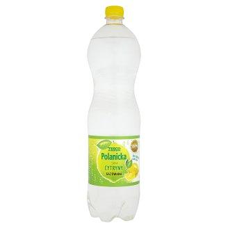 Tesco Polanicka Napój gazowany smak cytryny