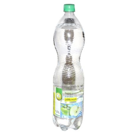 Podniesiony Kciuk - Woda aromatyzowana gazowana, jabłko