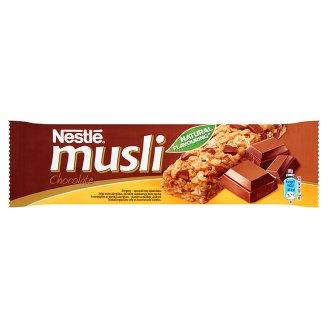 Nestlé Musli Chocolate Batonik zbożowy
