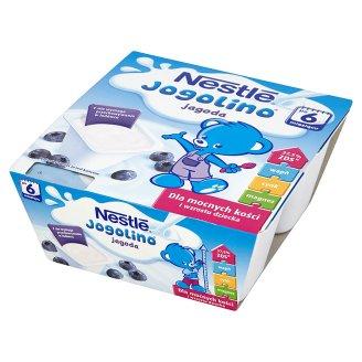 Nestlé Jogolino jagoda Deserek po 6 miesiącu