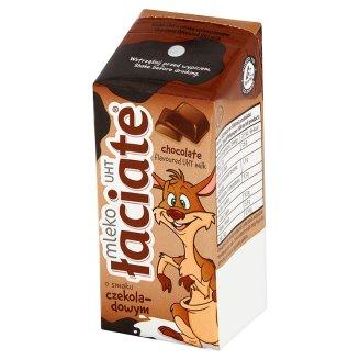 Łaciate Mleko UHT o smaku czekoladowym