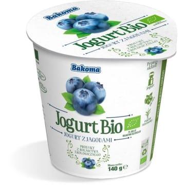 BAKOMA Jogurt BIO Jagoda