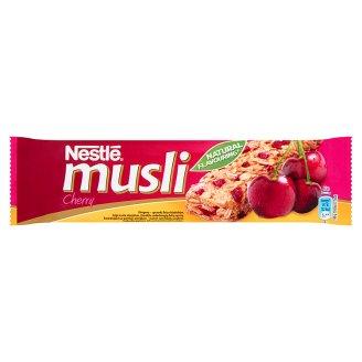 Nestlé Musli Cherry Batonik zbożowy