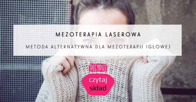 mezoterapia laserowa