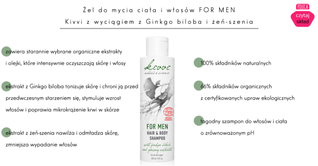 KIVVI FOR MEN MEN