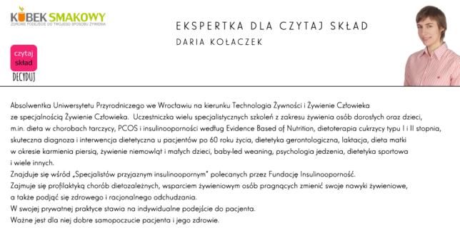 Daria Kołaczek