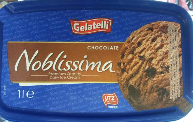 lody czekoladowe Lidl
