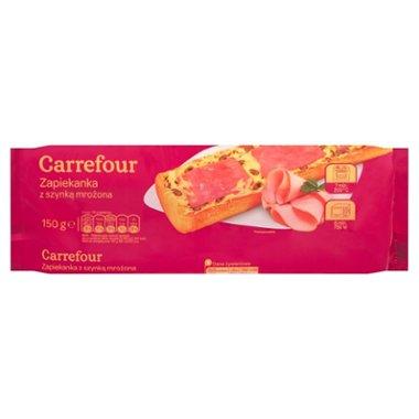 Carrefour Zapiekanka z szynką mrożona
