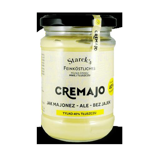 Majonez wegański Cremajo 40% 250ml Starck's