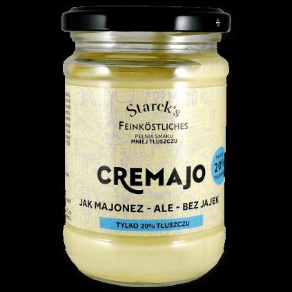 Majonez wegański Cremajo 20% 250ml Starck's