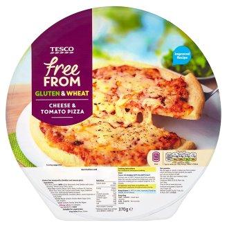 Tesco Free From Pizza z serem mozzarella i sosem pomidorowym
