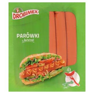 Drobimex Parówki z kurcząt