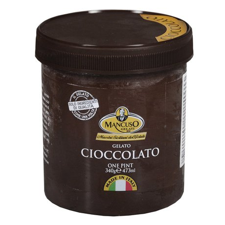 Mancuso - Lody czekoladowe naturalne