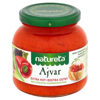 Natureta Ajvar ekstra ostry