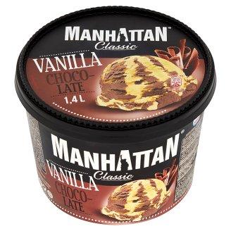 Manhattan Classic Lody waniliowo-czekoladowe