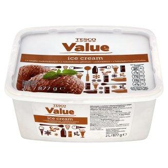 Tesco Value Lody o smaku czekoladowym