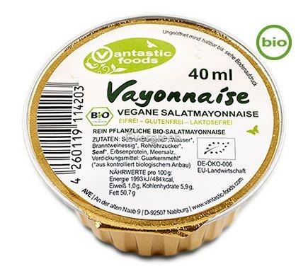 Majonez Vayonnaise 35g BIO