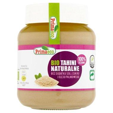 Primaeco BIO Tahini naturalne 100% sezamu