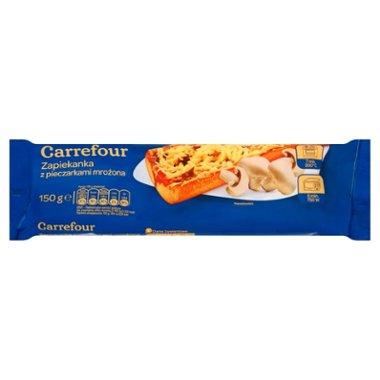 Carrefour Zapiekanka z pieczarkami mrożona