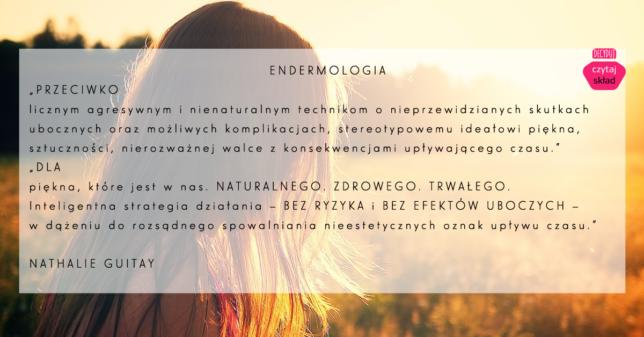 endermologia czytaj skład