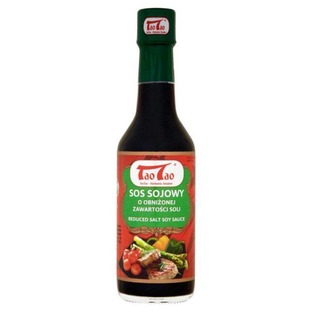 Tao Tao Sos sojowy o obniżonej zawartości soli