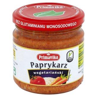 Primavika Paprykarz wegetariański
