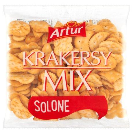 Artur - Krakersy solone