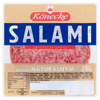 Könecke Salami o smaku naturalnym