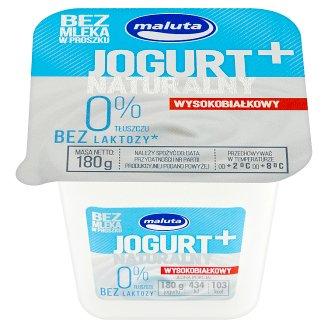 Maluta Jogurt naturalny wysokobiałkowy bez laktozy 0%