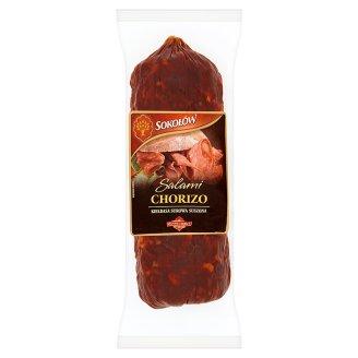 Sokołów Salami Chorizo Kiełbasa surowa suszona