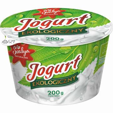SVALYA Jogurt naturalny EKO