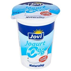Jovi Jogurt Naturalny 0%