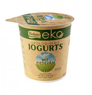 Baltais Eko Jogurt Naturalny