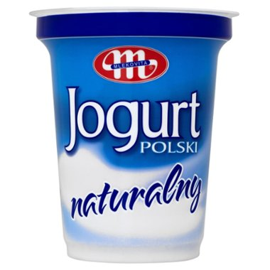 Mlekovita Jogurt Polski naturalny