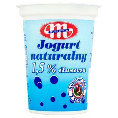 Mlekovita Jogurt naturalny 1,5%