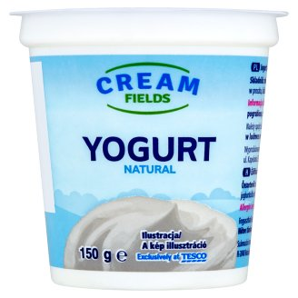 Cream Fields Jogurt naturalny