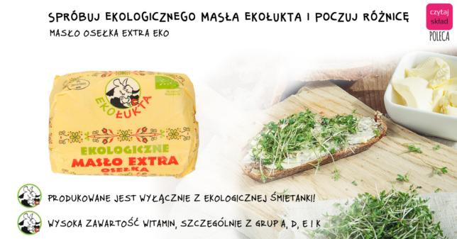 masło Ekołukta