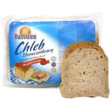 BALVITEN Chleb słonecznikowy bezglutenowy