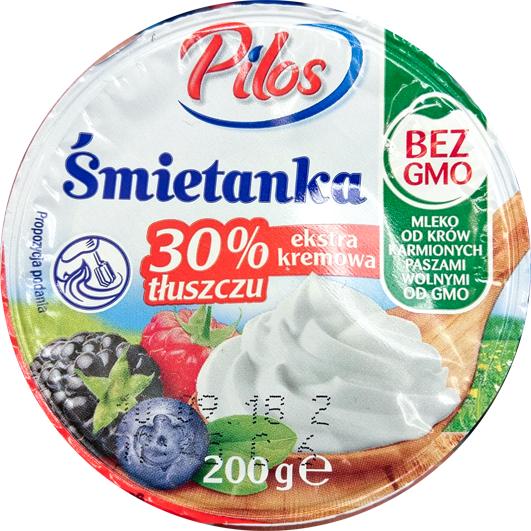 Pilos, śmietanka 30%