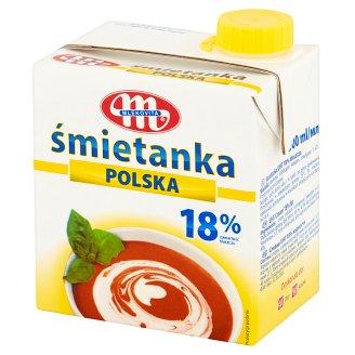 Mlekovita Śmietanka Polska 18%